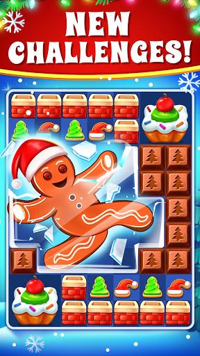 Christmas Cookie - Santa Claus's Match 3 Adventure 3.2.3 screenshots 3