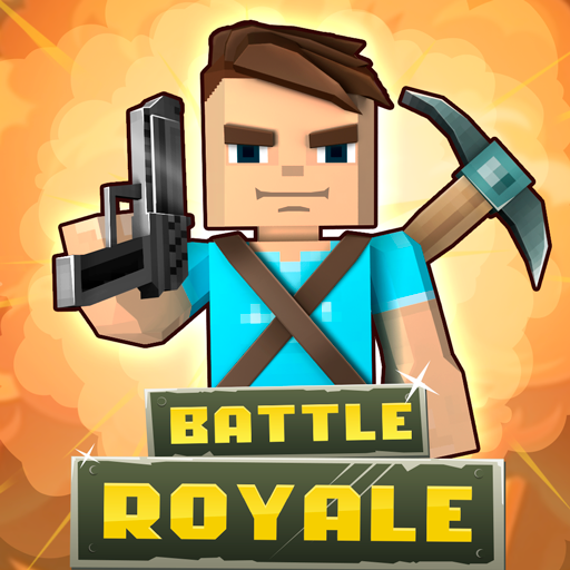 Mad GunZ - shooting games, online, Battle Royale