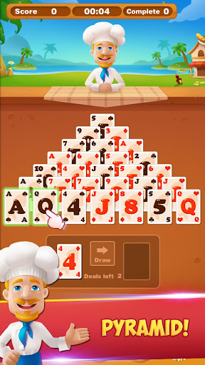 Solitaire 5 in 1 android2mod screenshots 5