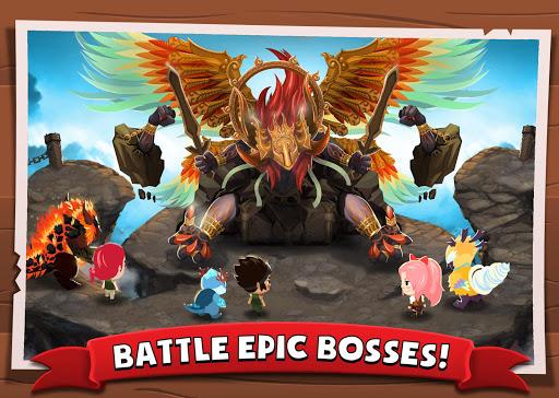 Battle Camp - Monster Catching 5.13.0 screenshots 4