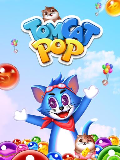 Tomcat Pop: New Bubble Shooter screenshots 15