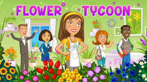 Flower Tycoon: Grow Blooms in your Greenhouse 1.9.9 screenshots 5