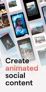 mojo - Create animated Stories for Instagram 1.2.54 (Pro) (Armeabi-v7a)