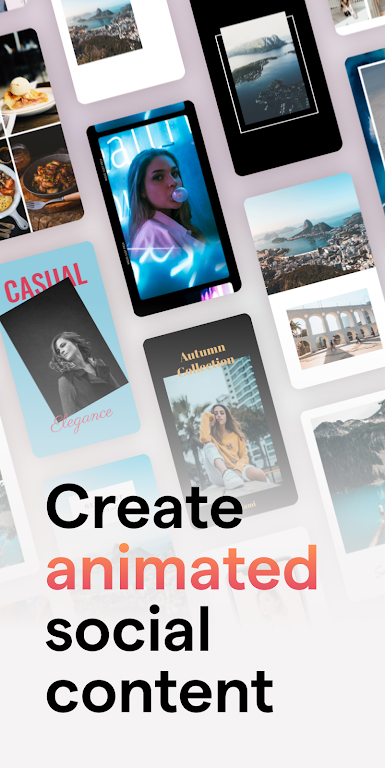 mojo - Create animated Stories for Instagram poster 1