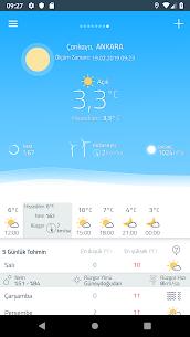 Meteoroloji Hava Durumu 2