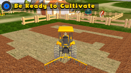 Tractor Farming Driver : Village Simulator 2020 2.3 screenshots 18