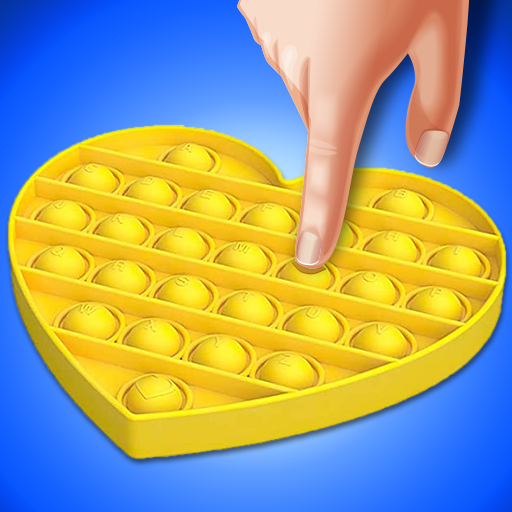 Fidget cube 3D: Antistress toy relaxing games