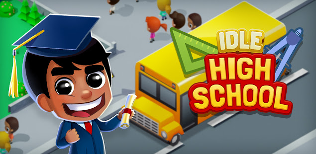 idle high school tycoon - management game hack
