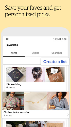 Etsy: Buy Custom, Handmade, and Unique Goods apktram screenshots 4