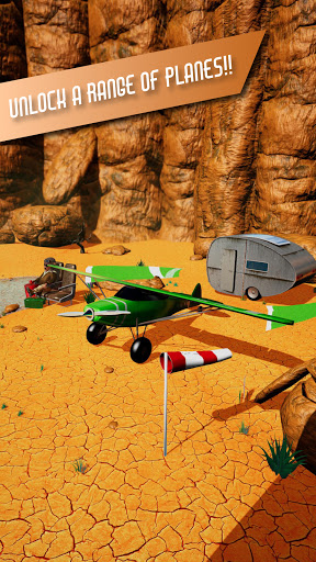 Danger Darrel - Endless Airplane Action Adventure  screenshots 5