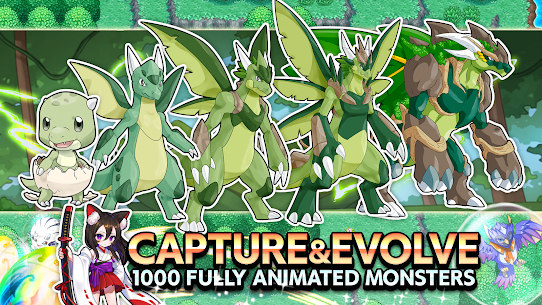 Neo Monsters (MOD, Increase Catch Rate) 2