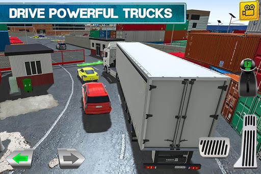 Cargo Crew: Port Truck Driver 1.2 screenshots 2