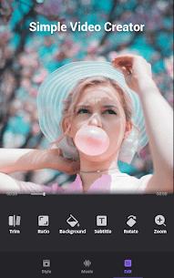 Filmigo Video Maker of Photos with Music & Video Editor 3