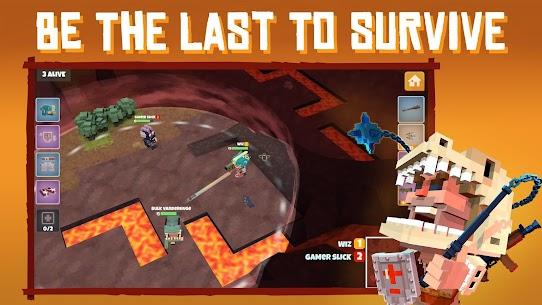 Dinos Royale – Multiplayer Battle Royale Legends Mod Apk (No Ads) 2