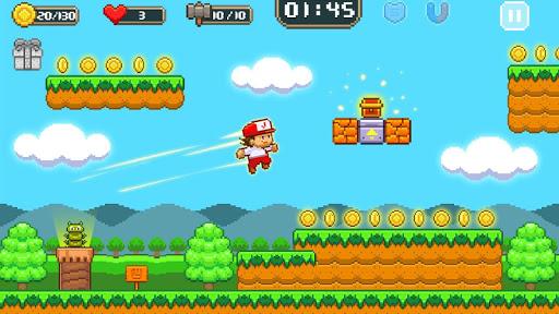 Super Jim Jump - pixel 3d 3.6.5026 screenshots 3