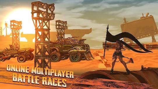 Road Warrior Mod Apk: Combat Racing (No Ads) Download 10
