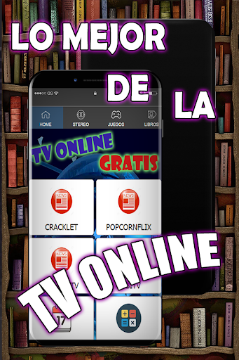 Foto do Free Online TV In Spanish All Channels Guide