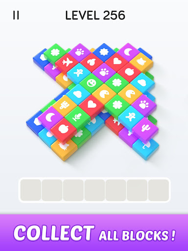 Block Blast 3D : Triple Tiles Matching Puzzle Game 4.90.025 screenshots 9