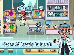 Hospital Dash - Healthcare Time Management Game screenshot thumbnail