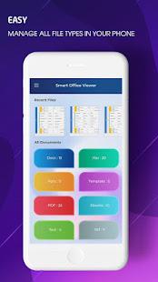 Smart Office – Docx Reader, Word Office Viewer