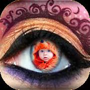 Beautiful Eye Photo Frames