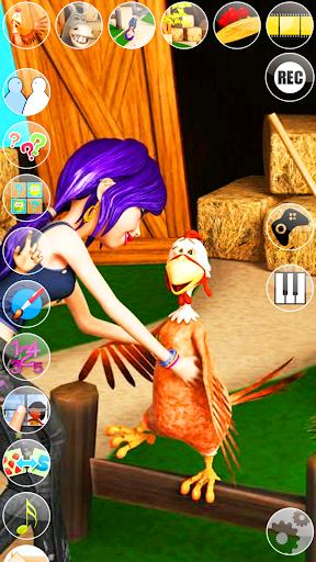 Talking Princess: Farm Village 2.6.0 screenshots 2