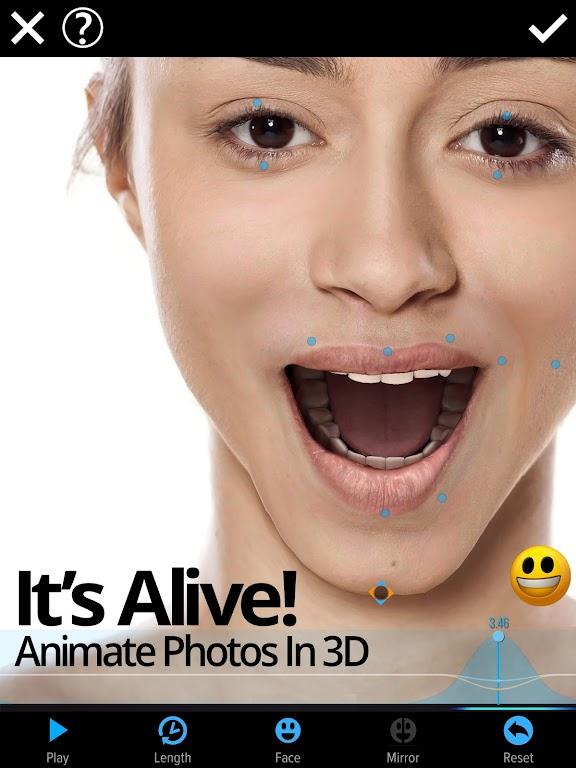 Mug Life - 3D Face Animator  poster 6
