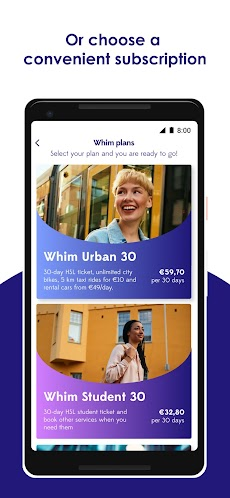 Whim - All your journeysのおすすめ画像3