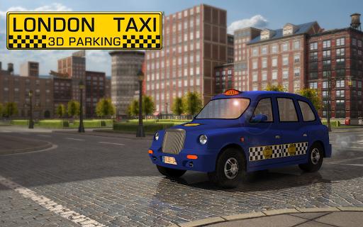 london taxi 3d parking screenshot 1