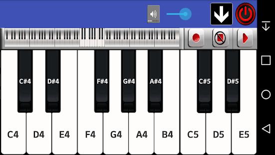 Piano 2.0.28 APK screenshots 5
