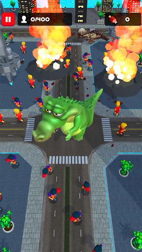 Rampage : Giant Monsters screenshots 6