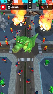 Rampage : Giant Monsters MOD APK 0.1.13 (Free Purchase) 6