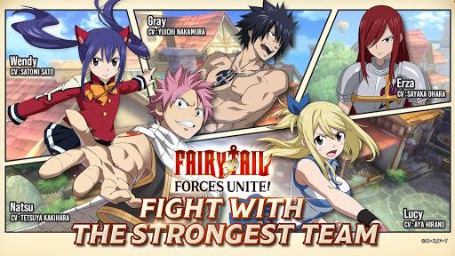 FAIRY TAIL: Forces Unite! (sm)
