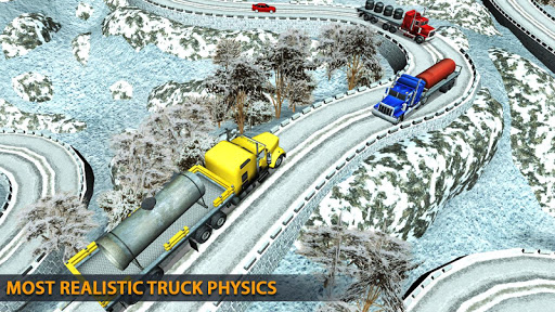 American Truck Driving Simulator - New Game  screenshots 4