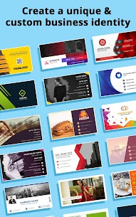 Business Card Maker MOD APK (Premium Unlocked) Download 9