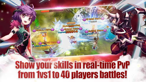 Flyff Legacy - Anime MMORPG - Free MMO Action RPG  Paidproapk.com 4