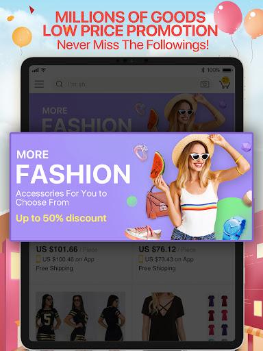 DHgate - online wholesale stores apktram screenshots 7