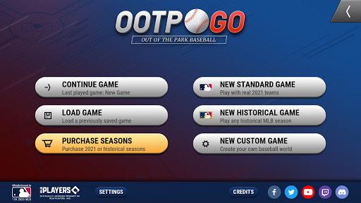 OOTP Baseball Go! 22.07.0580480 screenshots 1