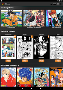 Shonen Jump Manga & Comics Screenshot