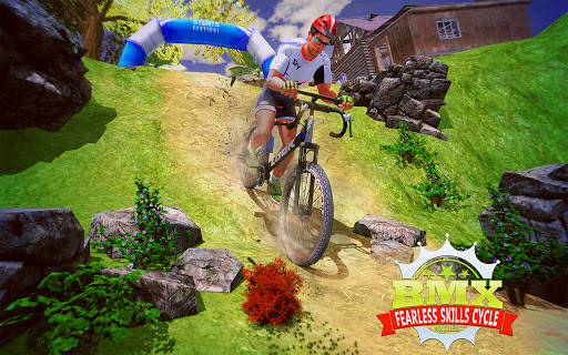 Reckless Rider- Extreme Stunts Race Free Game 2021 Apkfinish screenshots 11