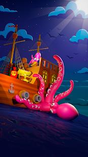 Kraken - Thief Puzzle Game