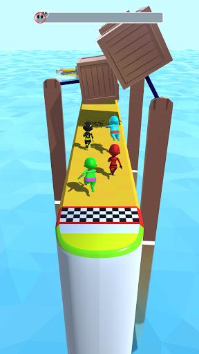 Sea Race 3D - Fun Sports Game Run 3D: Water Subway  Screenshots 1