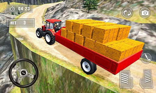Farming Simulation Modern 22 Tractor 1.0.6 screenshots 1