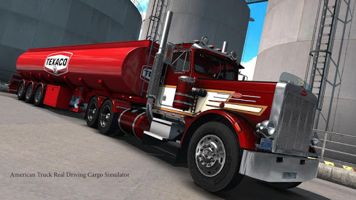 American Truck Real Driving Cargo Simulator 2021 apkpoly screenshots 6