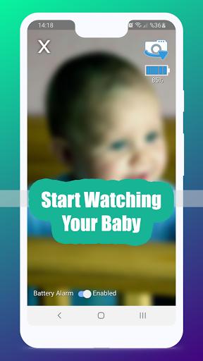 BabyFree - Baby Camera & Monitor 7.3 Screenshots 4