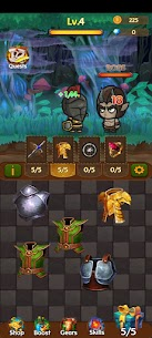 Merge Hero Tales – Idle AFK RPG Mod Apk 1.0 (High DMG + Lots of Gold) 2