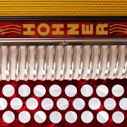 Hohner-GCF Button Accordion  Icon