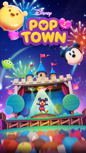 Disney POP TOWN 1.1.2 screenshots 1