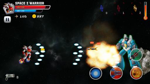 Robot Warrior Apkfinish screenshots 23