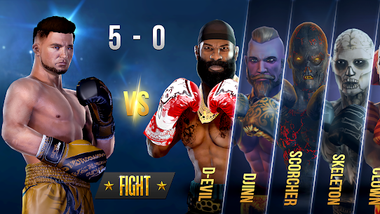 Real Boxing 2 1.12.1 MOD APK [INFINITE COINS/DIAMONDS] 1